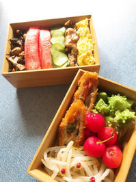 ちらし寿司の夫弁当 - ほんわか~ゆったり