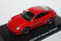 1/64 PAO FENG PORSCHE Taiwan 7-11 Limited 911 Carrera GTS (997) - 1/87 SCHUCO & 1/64 KYOSHO ミニカーコレクション byまさーる