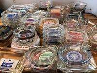 7月14日(土)大阪店アメリカン雑貨&ヴィンテージ自転車入荷!!#3 US Advertise GlassAshTray!!(大阪アメ村店) - magnets vintage clothing コダワリがある大人の為に。