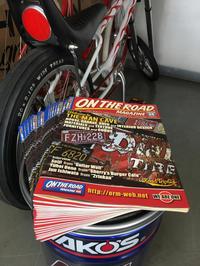 『 ON THE ROAD MAGAZINE 』入荷! - みやたサイクル自転車屋日記