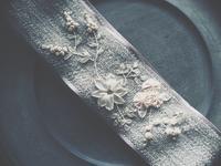 リボン刺繍のワークショップのお知らせ - きままなクラウディア