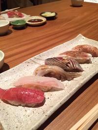 鮨花おか 家族で久しぶりの食事会 - mayumin blog 2