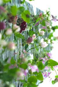 絵を飾るように。。。花 - LaPetiteCloche プチクローシュ