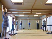 6月28日 骨盤体操教室を開催しました - 子育てサークル たんぽぽの会