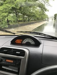 大雨特別警報・・ - ベルリフォーム 西脇スタジオ