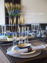 テーブルコーディネートの書籍にゲスト出演しています - ATELIER Let's have a party ! (アトリエレッツハブアパーティー)         テーブルコーディネート&おもてなし料理教室
