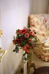 広島のプレ花嫁様より、皆様へご伝言バトン - 一会 ウエディングの花