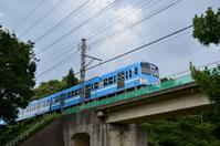 西武鉄道の近江鉄道「潮風号」色101系 - 鉄道日記コム