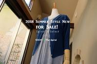 """2018 Summer Style New for Sale!... 7/12thu"" - SHOP ◆ The Spiralという館~カフェとインポート雑貨のある次世代型セレクトショップ~"