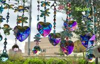 オーロラ加工 - 虹を浴びる