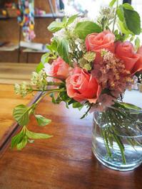 レッスンをする理由♪ - 「花」と「自分」を楽しむ花教室*  fleur Nature-フルール ナチュール-