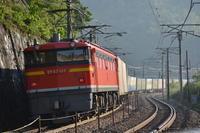 毎日が特別な勾配区間…セノハチの貨物列車 - 貨物置き場~DD51追走日記