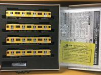 [Nゲージ入線]GM 西武9000系 9107編成 - MY模型工房
