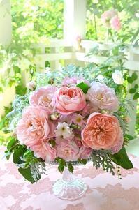 TBS瞬間最高視聴率4位! - バラとハーブのある暮らし Salon de Roses