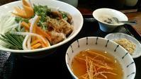 ベトナムダイニング フォーチュン 『ブン・ティット(ベトナム和え麺)』 - My favorite things