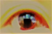 膜張目ッセ - 目から鱗ンタクトレンズ
