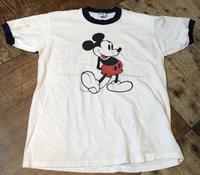 7月14日(土)入荷!80s ミッキーマウス リンガーTシャツ! - ショウザンビル mecca BLOG!!