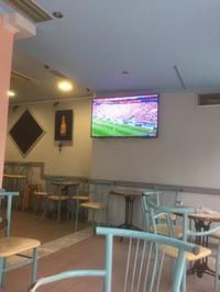 ギリシャでW杯観戦 - デンな生活
