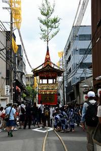 祇園祭・岩戸山 - ちょっとそこまで