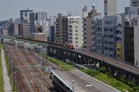 東京鉄道遺産12 小名木川支線(貨物線) - kenのデジカメライフ