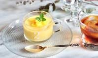 今日のデザートはマンゴームース(#^.^#) - カンパーニュママの一眼レフ生活とポメプーころすけと日々の出来事日記