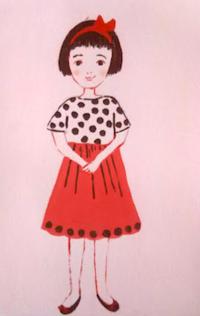 子ども - たなかきょおこ-旅する絵描きの絵日記/Kyoko Tanaka Illustrated Diary