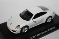 1/64 PAO FENG PORSCHE Taiwan 7-11 Limited 911 Carrera S (991/1) - 1/87 SCHUCO & 1/64 KYOSHO ミニカーコレクション byまさーる