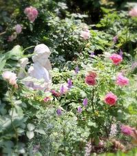 今年(2018年)のチャリティーのご報告 - 元木はるみのバラとハーブのある暮らし・Salon de Roses