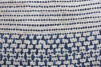 古布 木綿 紙縒り織 野良着1 Japanese Antiqeu Textile Koyori-paper Noragi  - 京都から古布のご紹介