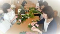 お花倶楽部7月 - HANATSUDOI