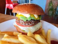 BROWN FLAVOR cafe&food(桑名市) #7 - avo-burgers ー アボバーガーズ ー
