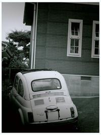 『 FIAT NUOVA500 1957-1977 』 - いなせなロコモーション♪