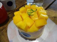 2018台北マンゴー食べる旅2日目~⑪善導寺『Bonnie Sugar林森店』でマンゴーチーズケーキ♪ - おいしい日々