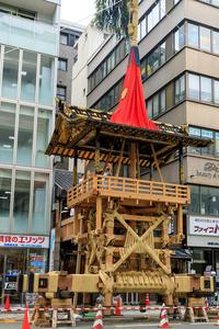 祇園祭2018鉾建(前祭) - 花景色-K.W.C. PhotoBlog