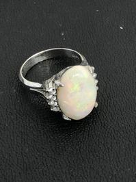 オパールの指輪を高価買取!! - 買取専門店 和 店舗ブログ