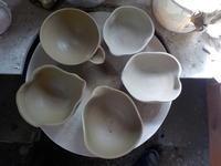 地元粘土を三州瓦粘土と混ぜる - 冬青窯八ヶ岳便り