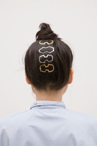 CLINQ HAIR ACCESSORIES - hekoheko diary - goldandbouncy