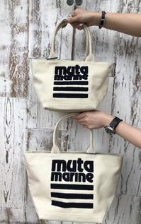 「muta MARINEムータマリン」トートBAG入荷です☆ - UNIQUE SECOND BLOG