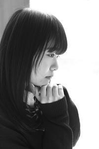 川本好華ちゃん14 - モノクロポートレート写真館