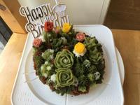 祝13歳&斗和のためのワンコのケーキ教室 - 小鉄と斗和の親子日記