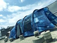Coleman屋上テント展示会 - 秀岳荘みんなのブログ!!