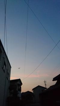 旋回。 - 青い海と空を追いかけて。
