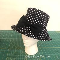 手作り帽子のソーイングワークショップ - Sew Easy New York