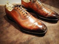 【Hiroshi Arai】H.ARAIソール、スペシャルオーダー - Shoe Care & Shoe Order 「FANS.浅草本店」M.Mowbray Shop