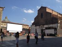 夏の風物詩、ボローニャ野外映画 - ボローニャとシチリアのあいだで2