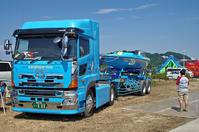 『 HINO PROFIA Semi-Tractor 2003-2018 』 - いなせなロコモーション♪