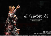 G1 CLIMAX 28 Aブロック公式戦、ポニテの棚橋弘至。大田区総合体育館スタンドA席なら sony α7RIII + SEL24105G 作例 - 東京女子フォトレッスンサロン『ラ・フォト自由が丘』-写真とフォントとデザインと現像と-