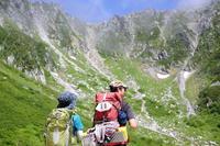 夏山登山で初テント泊 - 微力ではあるが無力ではない。。。