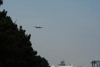 HND - 391 - fun time (飛行機と空)