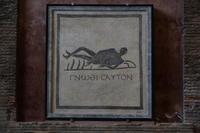 モザイクの旅、まだまだローマ~ディオクレティアヌス浴場 - カマクラ ときどき イタリア